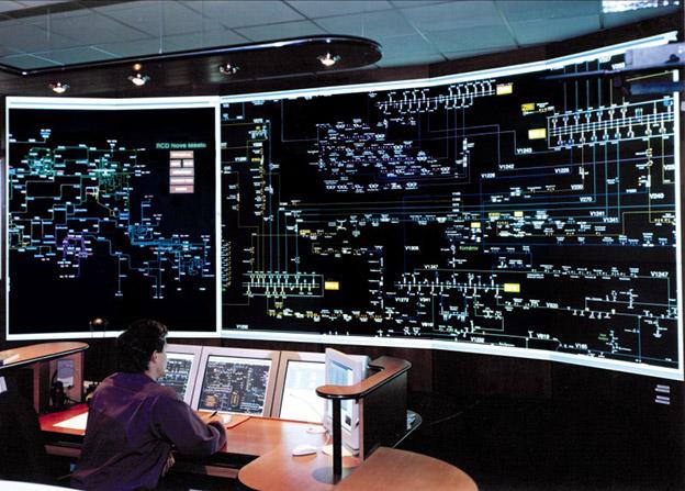 Дистанционное управление удаленным объектом при помощи SCADA системы