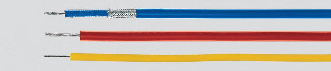 Helukabel FZ-LSi гибкий термостойкий провод зажигания