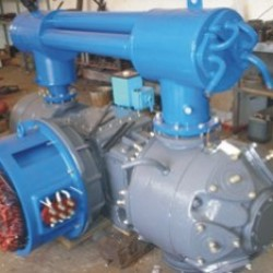 Industrial and household compressors